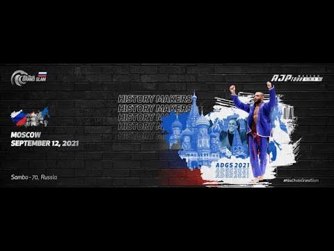 [Mat 2] ABU DHABI GRAND SLAM JIU-JITSU WORLD TOUR 2021-2022 - MOSCOW