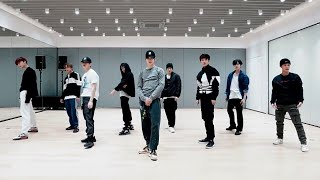 Download lagu [NCT 127 - Punch] dance practice mirrored