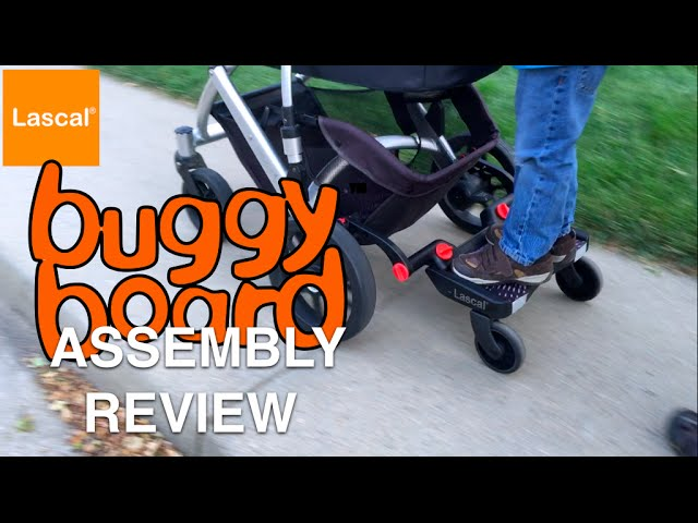 Lascal Buggy Board Mini Assembly And