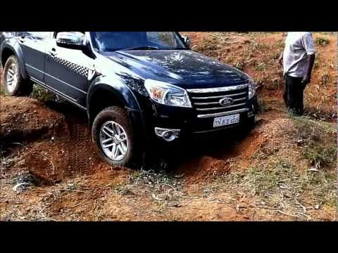 Ford Endeavour IRONMAN 4X4 SUSPENSION In a Tough Spot