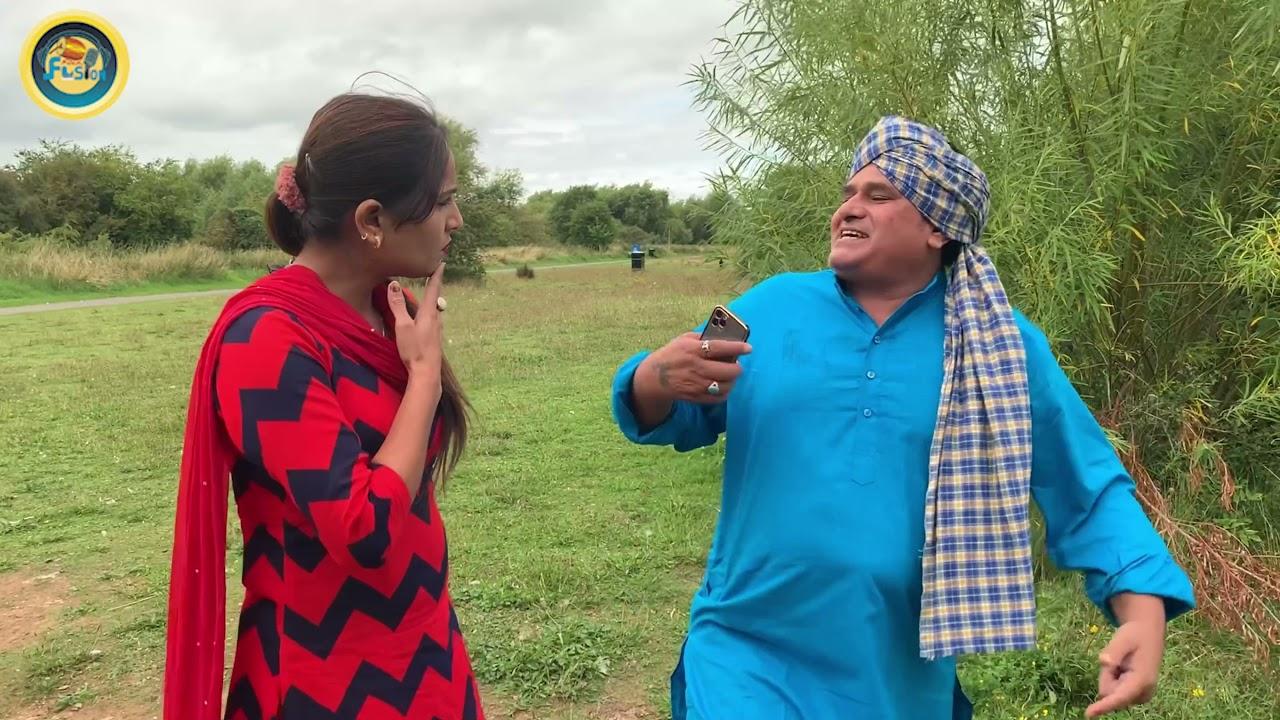 Download Bhana Bhagoda comedy skit 2021 || UK water V.S Indian Water || Folk fusion Productions ||