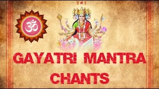 GAYATRI MANTRA : ANCIENT HINDU MANTRA TO INVOKE DIVINE POWERS : VERY POWERFUL !
