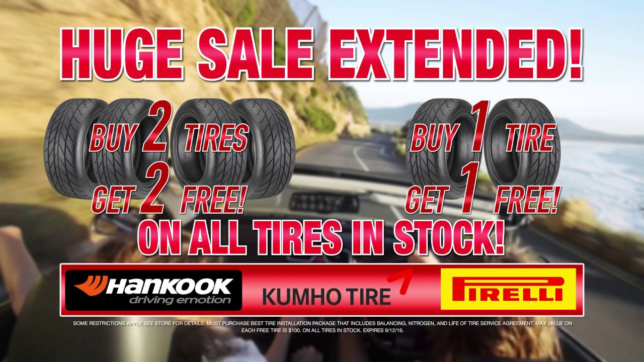 Discount Tire Labor Day Sale >> Discount Tire Centers Labor Day Sale Extended