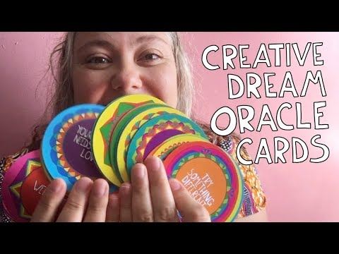 Creative Dream Oracle Deck