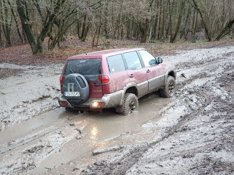 Nissan Terrano 2 - Off Road Stories