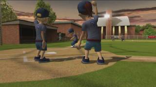 Sandlot Sluggers - Fields