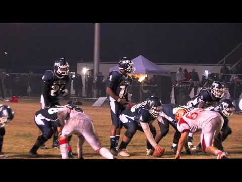 2011 Bakersfield Drillers vs. Centennial Golden Hawks Quarterfinal Playoff Game