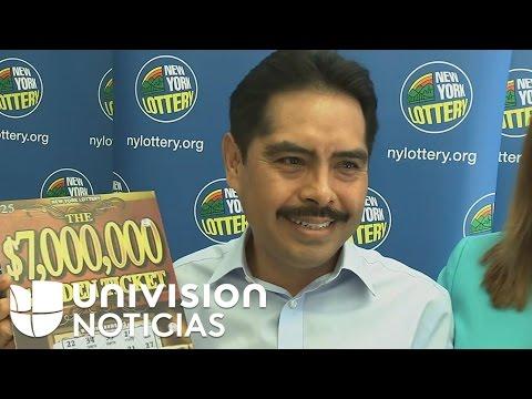 Mexicano se hace millonario de la noche a la mañana
