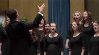 I Can Tell the World (Marktoberdorf) - University of Utah Singers