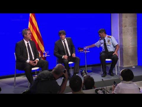 Investigations into Barcelona attack making progress: police