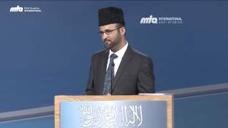 God is Near – The Inspiring Power of Prayer - Jalsa Salana USA 2014