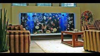 Aquariums in Interiors\Аквариумы в интерьерах