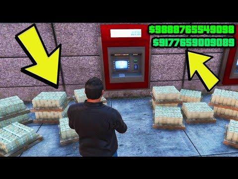 GTA 5 - How To Rank Up Fast & Make Money Fast! Solo Money & RP Method (GTA 5 Money)