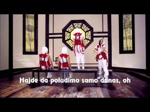 2NE1 - Clap Your Hands (srpski prevod)