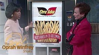 McDonald's secret recipe