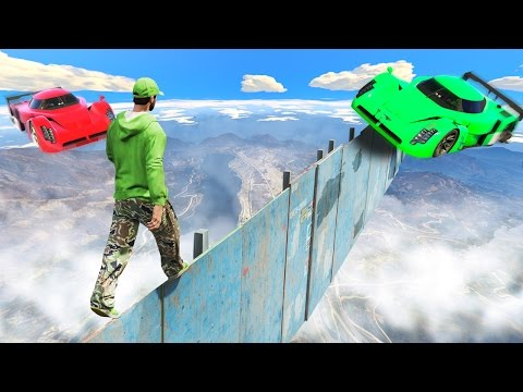 MISSION IMPOSSIBLE: DEATHRUN! (GTA 5 Funny Moments)