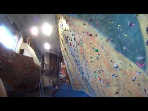 Prime Climb Indoor Rock Climbing Gym Wallingford, CT Tour