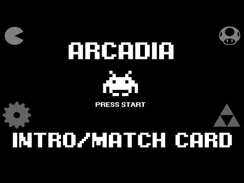 Arcadia Trailer / Match Card
