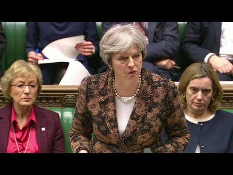 UK gives Russia until end of Tuesday to explain alleged nerve attack on spy