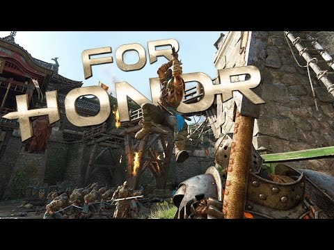 THE VIKING LEDGELORD! -  For Honor Funny Moments + FH Giveaway