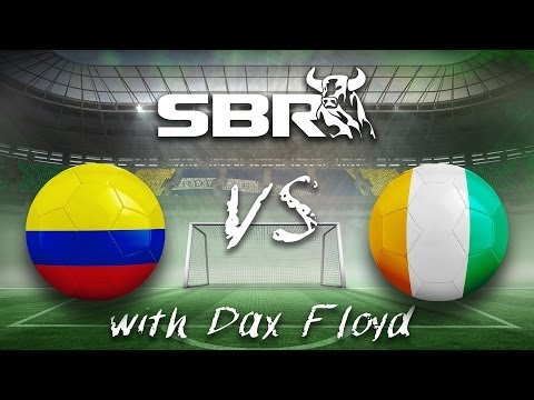 2014 World Cup Betting: Colombia vs Côte d'Ivoire