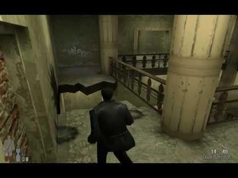 Let's Play Max Payne 1 #009 [Deutsch] [HD] - Vorsicht, Einsturzgefahr!