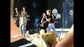 E.M.D. - If Only You (live @ Hamnfestivalen, Enköping 26.06.2008)