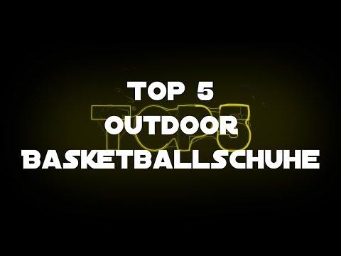 Top 5 Outdoor Basketballschuhe