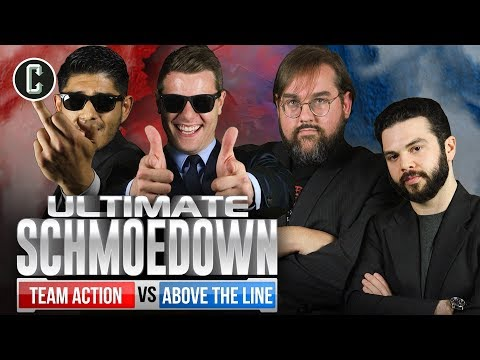 Team Action VS Above the Line - Ultimate Schmoedown Team Finals 2017