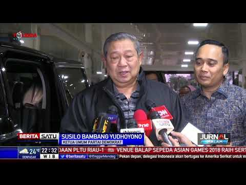 Dirawat di RSPAD, SBY: Sakit Karena Virus dan Kelelahan