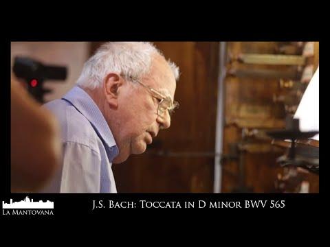 J.S. Bach: Toccata In D Minor BWV 565 (P. Bardon)