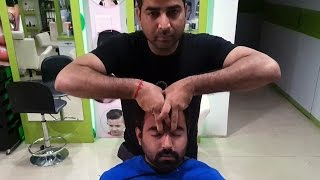 The Great Indian Head Massage - ASMR no talking