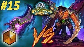 Kingsbane Rogue vs Even Warlock #15