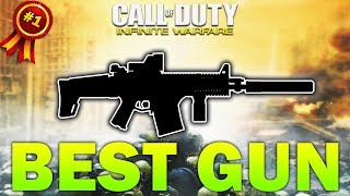 BEST GUN In Infinite Warfare - The Best Class Setup for the Best Weapon