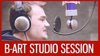 B-ART  |  Grand Beatbox Battle Studio Session