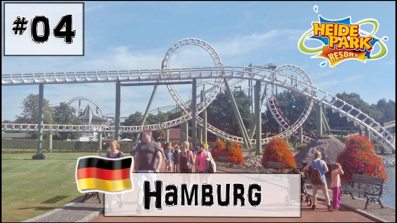 daily vlog i hamburg 4 i heide park park rozrywki youtube. Black Bedroom Furniture Sets. Home Design Ideas