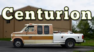 1986 Ford E350 Centurion Van Truck: Regular Car Reviews