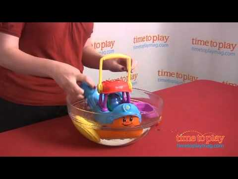 Topzy Tumblers Tubtime Tumblin' Boat From Fisher-Price