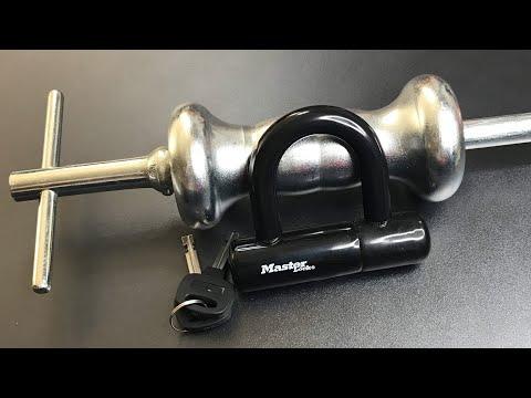 [540] Master 8118 Disc Brake Lock vs. Slide Hammer