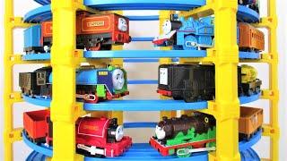 Pla-rail Tower Thomas & Friends Track Master プラレールタワー きかんしゃトーマス トラックマスター thumbnail
