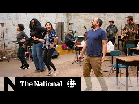 CBC News: The National: Embattled Soulpepper theatre looks to send a message with original new musical