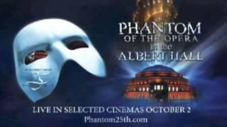 Wishing You Were Somehow Here Again - Sierra Bogess - The Phantom of the Opera 25th Anniversary
