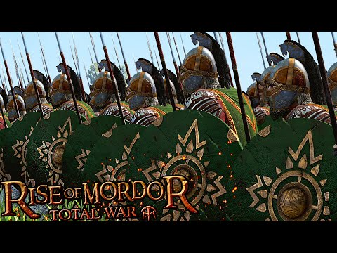 Where Was Gondor When The Westfold Fell - Total War Rise Of Mordor