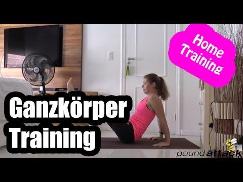 ganzk rper bung ganzk rpertraining zu hause ohne ger te training ohne hilfsmittel youtube