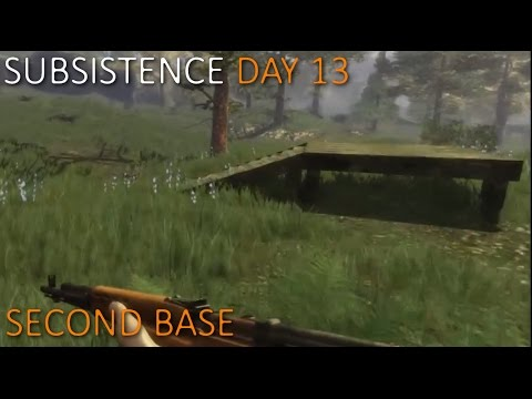Let's Play Subsistence - Second Base - Subsistence Gameplay Day 13
