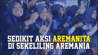 AKSI AREMANIA AREMANITA LAGA EQUALITY IS BLUE
