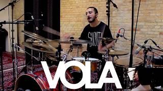 VOLA - Smartfriend (Official Drum Playthrough by Adam Janzi)