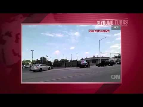 Fascism In America: Man shot over 40 times