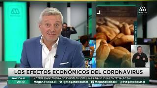Los efectos económicos del coronavirus en Chile