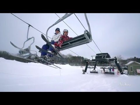 Alpine Valley Ski Area, Chesterland Ohio